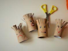 Scissor paper roll Measuring Spoons, Scissors, Activities For Kids, Ale, Rolls, Halloween, Bread Rolls, Ales, Kid Activities
