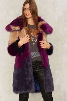 Nasty Gal Collection What the Faux Fur Coat | Shop Clothes at Nasty Gal!