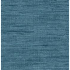 Indigo Shibori Wallpaper