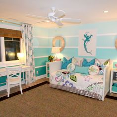 Ombre Wall Paint Design Ideas, Pictures, Remodel, and Decor - page 5