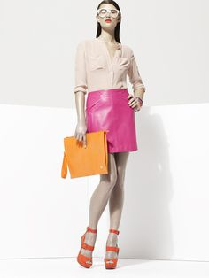 OBJECT by George Antonopolous for Danier Spring Summer 2012