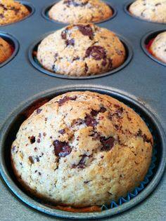 Cuisiner Bien: Vanille Muffins mit Schokostückchen (vegan)
