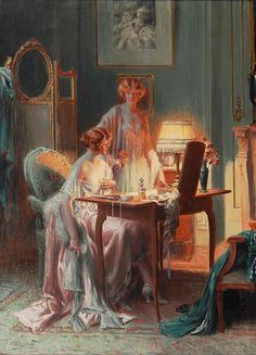 Delphin Enjolras (French, 1857-1945)