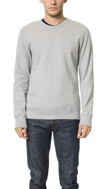 Reigning Champ Mid Weight Terry Sweatshirt | EAST DANE