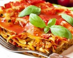 In Just One Day This Simple Strategy Frees You From Complicated Diet Rules - And Eliminates Rebound Weight Gain Easy Vegetarian Lasagna, Vegetarian Cooking, Healthy Cooking, Vegetarian Recipes, Healthy Lasagna, Healthy Vegetable Recipes, Healthy Vegetables, Enchilada Lasagne, Real Food Recipes