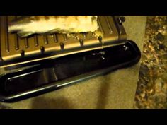 Grilling Trout on Your George Foreman Grill - Utah Steve