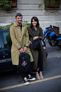 On the Street…Via Fogazzaro, Milan (from The Sartorialist) See more at http://www.thesartorialist.com/?p=70232