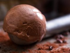 For the Deepest, Darkest Chocolate Ice Cream, Add Cocoa Nibs