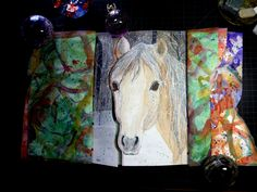 """Horses Page Four"