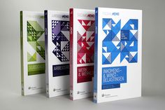 Kluwer Memo's / Cover Design by OK200, via Behance