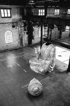 Sydney Buddha, Zhang Huan