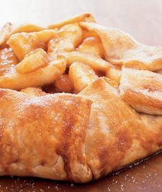 Apple Crostata Ina Garten Recipe Pastries Rustic