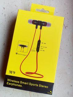 Bluetooth Sport Kopfhörer M9 von Aita®    https://linasophie77.wordpress.com/2017/01/25/bluetooth-sport-kopfhoerer-m9-von-aita/