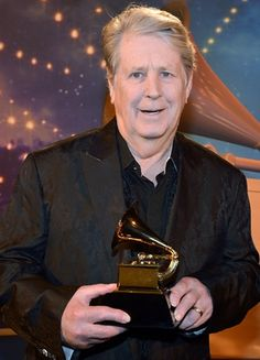 brian wilson grammys  Perhaps the Greatest American Composer!!!! It might be easy to assume that a legend like Brian Wilson has multiple Grammys cluttering his mantelpiece, but during Sunday's ceremony the Beach Boy accepted just his second. The deluxe boxed set of The Smile Sessions won for . rollingstone.com/music/news/brian-wilson-on-another-beach-boy  rollingstone