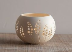 pottery candlestick handmade - Google Search