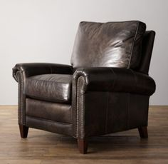carleton leather recliner This is the recliner I would love wish it came a little & Drexel Heritage Leather Pairings Seating Hodges Tufted Back ... islam-shia.org