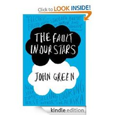 The Fault in Our Stars [Kindle Edition], (kindle price too high, outrageous kindle price, awesome book, john green, pyxis series, the legend of muchacho spanky)
