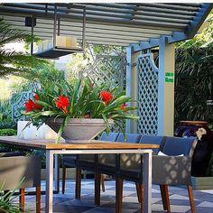 Detalhes do gazebo convidativo e cheio e charme para conferir o fantástico Jardim Ingles no último dia da CasaCorSP 2016 by @fthunm  via @pedroarielsantana #casacorsp2016 #paisagismo #garden #instagarden #instabest #gazebo #areaexterna #jardimingles #englishgarden #plants #arquiteturadapaisagen #landscape #arquitetura #arq #arqui #arquiteturadeinteriores #furniture #mobiliario #arquiteturaeinteriores #arquiteto #revestimentos #archdecor #decor #decoração #designinterior #iluminaçãonatural