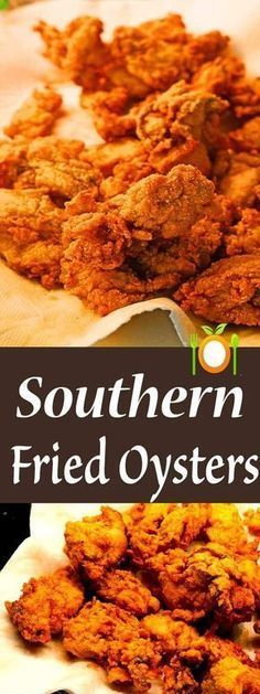 Southern Fried Oysters Recipes Using Fish, Fried Fish Recipes, Sushi Recipes, Seafood Recipes, Great Recipes, Cooking Recipes, Seafood Appetizers, Appetizer Recipes, Kitchens