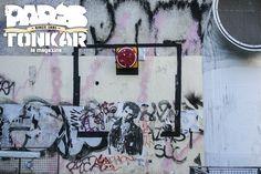 Paris Tonkar magazine // Graffiti and Street art