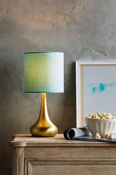 Fumi Table Lamp Ensemble - anthropologie.com