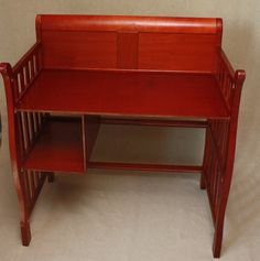 upcycle baby changing table to desk, painted furniture, repurposing upcycling, After photo of baby changing table upcycled into a desk # changing table repurpose upcycling home decor Upcycle: Baby Changing Table to Desk Repurposed Furniture, Painted Furniture, Baby Changing Tables, Upcycled Home Decor, Kid Desk, Baby Furniture, Furniture Ideas, Children Furniture, Furniture Makeover