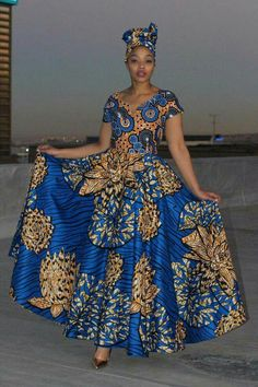 Awesome African Attire