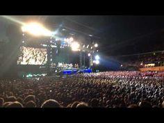 Bruce Springsteen - Badlands, 27/7 2012, Live in Ullevi Göteborg