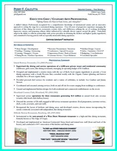Executive Chef Resume Professional Resume Cover Letter Sample  Chef Resume  Free