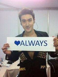 Siwon(Super Junior) in Elvis Presley mode