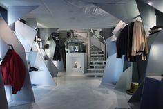 N°2 x St. Moritz concept store, Zurich – Switzerland » Retail Design Blog