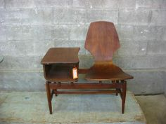 Mid Century Modern Telephone Chair | Second Use, Seattle: Building Materials, Salvage, & Deconstruction