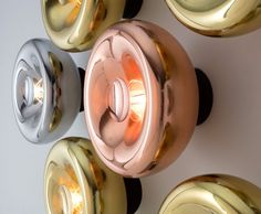 Inspired by vacuum flasks and made from pure metal formed into a complex double-walled shade, the Tom Dixon Void Surface Light can be used on walls and ceilings alike. Interior Lighting, Modern Lighting, Lighting Design, Copper Lighting, Office Lighting, Kitchen Entryway Ideas, Copper Wall Light, Tom Dixon Lighting, Wall Mounted Lamps
