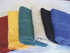 Towel, Cleaning, Creative, Household, Home Cleaning