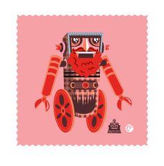 BeardBot a Robot of the Week