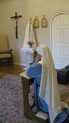 Triniatarians of Mary | ... Retreat for the Trinitarians of Mary Nuns in West Covina, Califonia