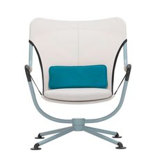 Wish I had both more space and more money for cool furniture. This Waver Chair looks comfy.