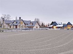 Vancouver, BC ~ An Equestrian Estate