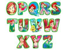 Photo by Amilia Sky Ariel Under The Sea, Mermaid Under The Sea, Little Mermaid Birthday, Little Mermaid Parties, Ariel Mermaid, Ariel The Little Mermaid, Birthday Clipart, Happy Birthday Banners, Letras Baby Shower