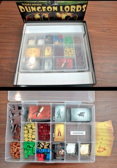 1000 images about game storage solutions on pinterest for Board game storage solutions