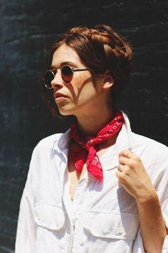 Inspira tu look con nuestras propuestas y luce súper chic con tus bandanas.   Maple Magazine