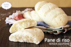 Pane di riso senza glutine Crackers, Raw Vegan, Raw Food Recipes, Pizza, Dairy, Gluten Free, Bread, Cheese, Cooking