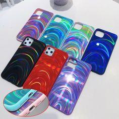 Iphone 8 Plus, Iphone 7, Iphone Phone Cases, Iphone Case Covers, Girly Phone Cases, Unique Iphone Cases, Diy Phone Case, Rainbow Phone Case, Glitter Iphone 6 Case