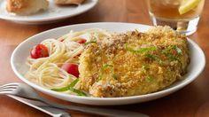 Pesto Parmesan Chicken Recipe on Yummly