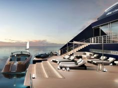Considering the Ritz-Carlton brand is already known for their five-star hotels and resort, it only makes sense for them to have a luxury cruise line, right? Hotels And Resorts, Best Hotels, Florida Hotels, Marriott Hotels, Luxury Cruise Lines, Yacht Cruises, Luxury Cruises, Luxury Hotels, Villa