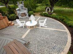 120 lovely pea gravel patio ideas