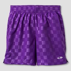 Girls' Soccer Short Purple PR XS - C9 Champion, Girl's, Ps Purple