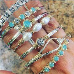 Earth Grace bracelets
