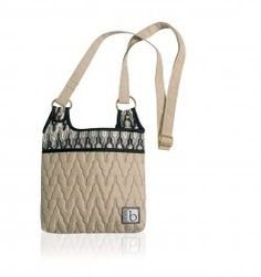 Hipster Handbag - Empire Sand  www.daniellesdives.com