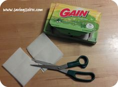 Money Saving Tip on Dryer Sheets {no coupon needed!}